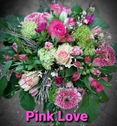 FrühlingsstrauS pink 25 €